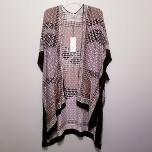 NEW! Boho Duster / Beach Cover-Up